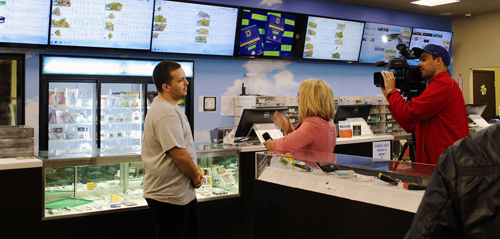 Capitol Compliance Management blog - Best dispensary in Sacramento Florin Health and Wellness atmosphere interior design