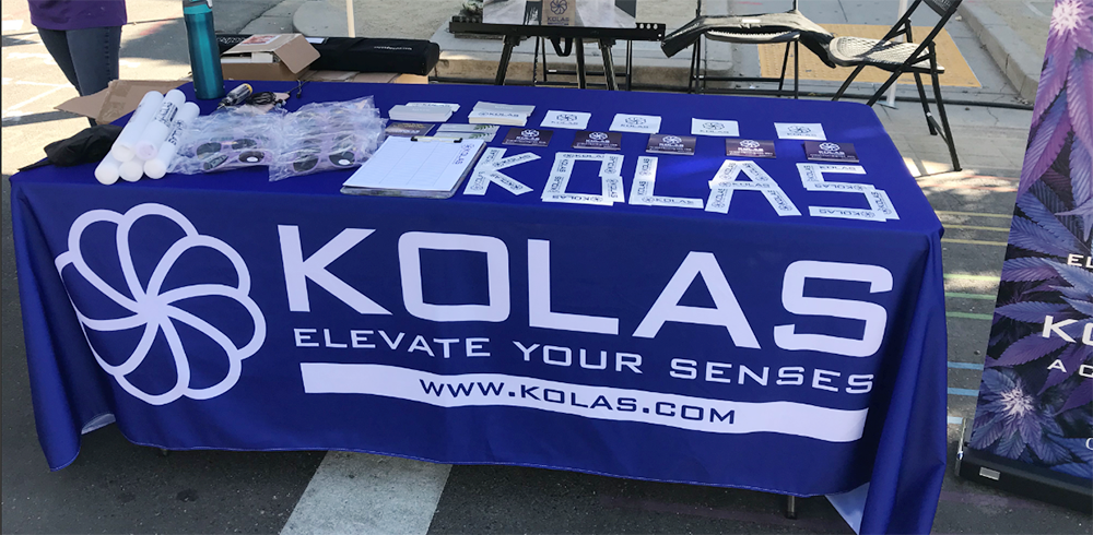 Capitol Compliance Management blog - Second saturday sacramento kolas kurvana booth midtown